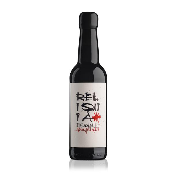 Amontillado Reliquia vino Barbadillo