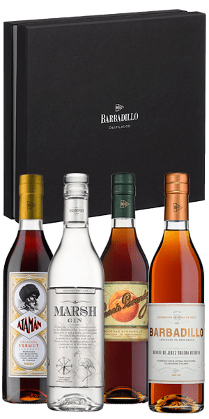 stilados Atamán, Marsh, Peach Brandy, Solera Reserva | Barbadillo