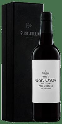 Obispo Gascón VORS | Barbadillo