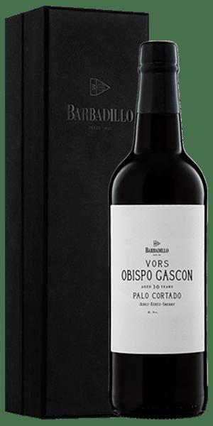 Obispo Gascón VORS   Barbadillo