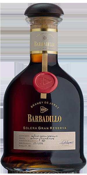 Brandy Solera Gran Reserva | Barbadillo