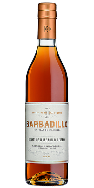 Brandy Solera Reserva | Barbadillo