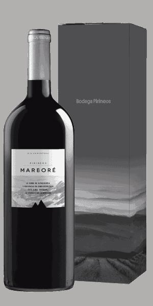 Marboré Magnum tinto bodega pirineos