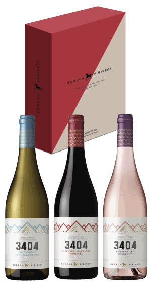 Pirineos pack 3404 vinos