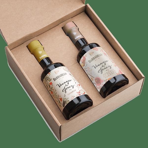 Barbadillo pack vinagre reserva px