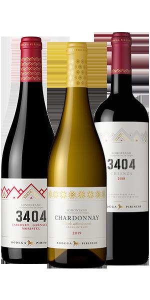 3404, chardonnay y crianza
