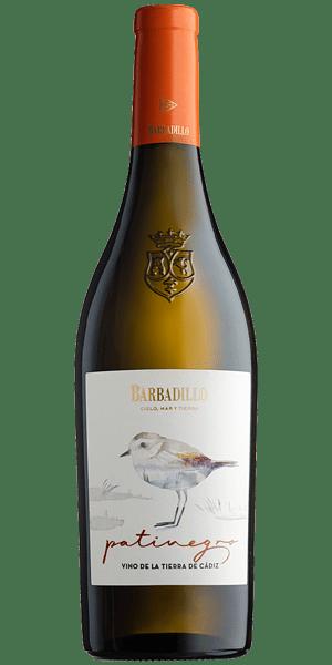 Barbadillo Patinegro vino blanco ecológico